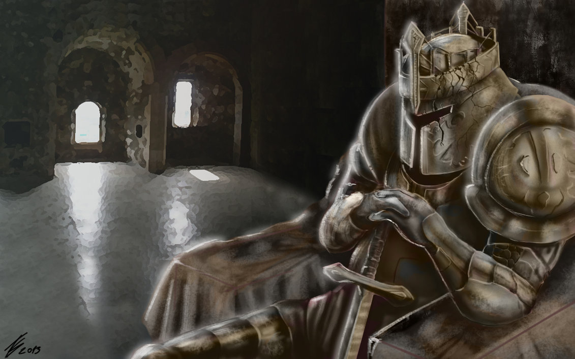 the old king by tiagosilverio